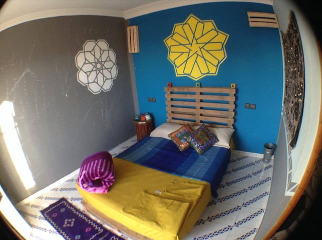 Cozy Room in Medina Apartment Near Djemma El Fna - Marrakesh - Apartmen