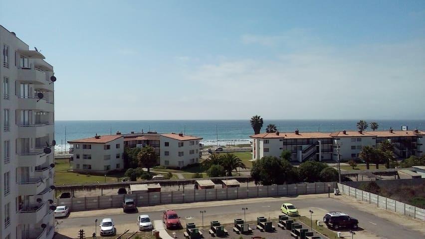 Departamento Vista al Mar sector Peñuelas - La Serena - Departamento