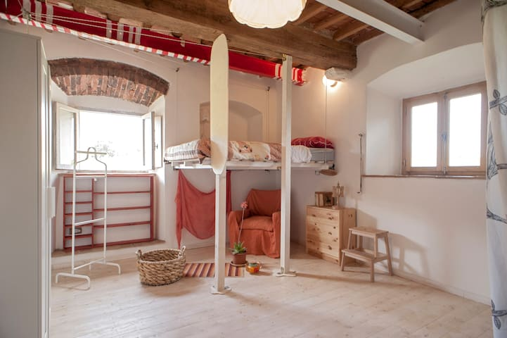 Casa Zilla - Valle Benedetta - Casa