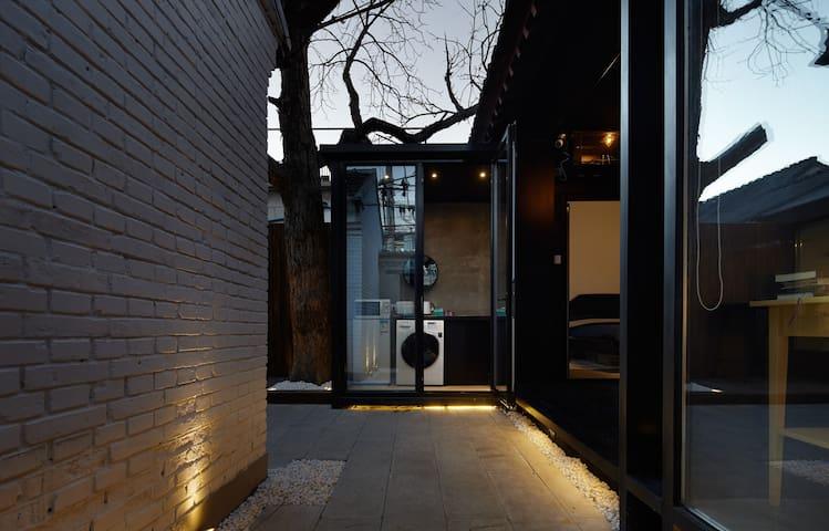 丸子 #2  ;hutong ;新街口 后海 南锣鼓巷 鼓楼 西单 - Pekin