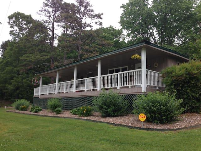 Cottage near the Chickamauga Lake - Harrison - Huis