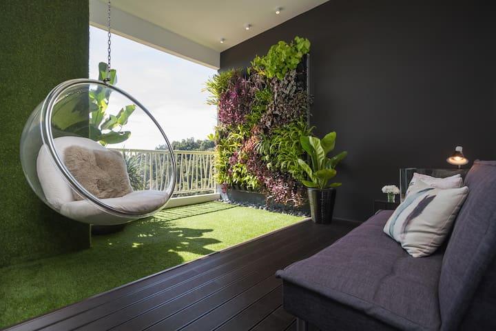 Clean & Green - Tanjung Bungah - Lägenhet