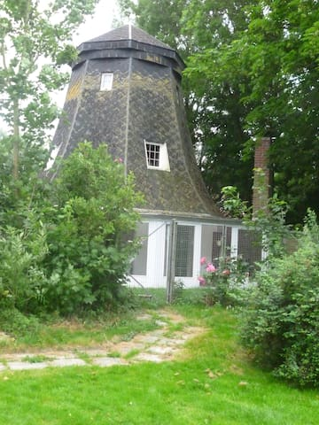 Mühle Ülkegatt, Nordseenähe, - Wittmund - Casa