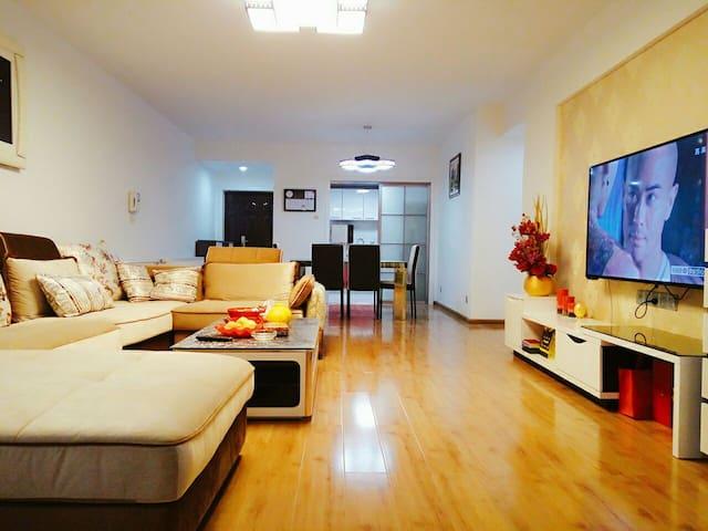 交通便利、干净舒适全五星民宿,带你一同体验长沙当地人的生活~ - Changsha - Lägenhet