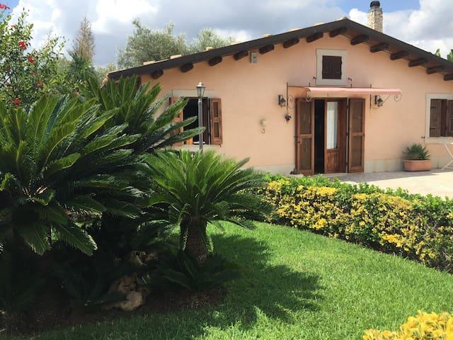 """Villa """"Alba del sole"""" - Avola - Vila"""