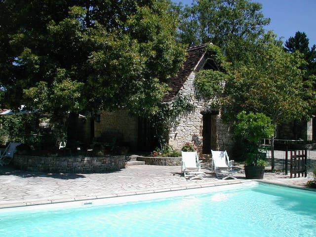 """Maison """"La bergerie"""" / Chateau d'Uzech - Uzech - Natuur/eco-lodge"""