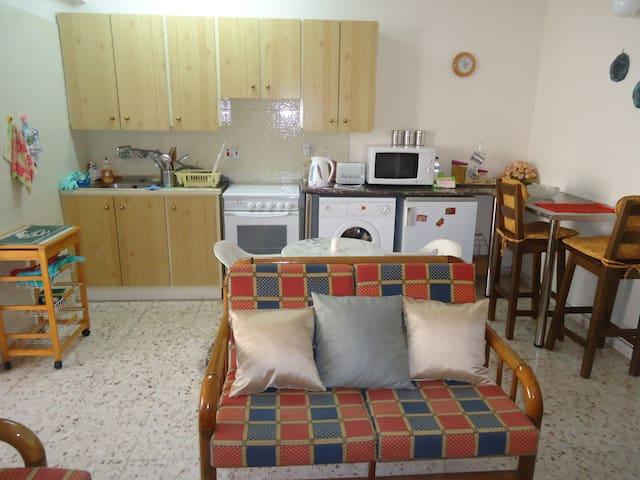 Studio for rent in Ayia Napa near Nissi str Cyprus - Ayia Napa - Apartamento