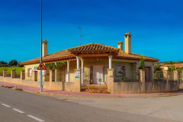 Villa Gallart Alquiler Rural 365 D. - Pobla de Ciérvoles - 別荘