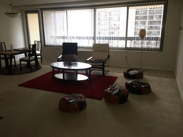 Very Clean and Neat Apt in Falls Church,VA by DC - Falls Church - Leilighet