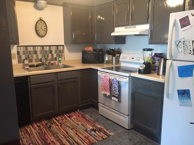 Cozy Condo 1 mile from Lake Beulah - East Troy - Appartement