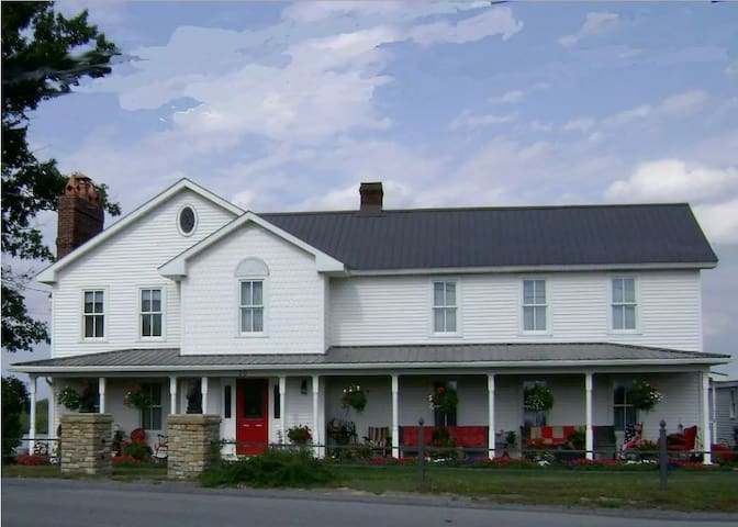 Mountainview Farms B&B (Mint Julep) - Kylertown - Bed & Breakfast