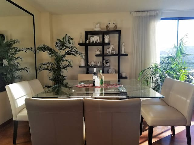 Charming apartment on a golf course - Tijuana - Leilighet