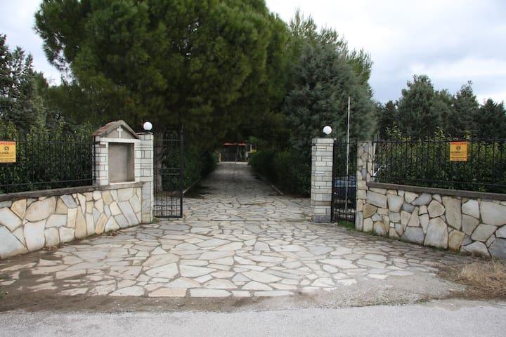 VILLA AMPELOS - Thessaloniki - Haus