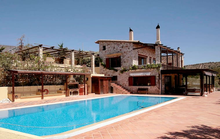 Athens Luxury Farmhouse - Keratea - Haus