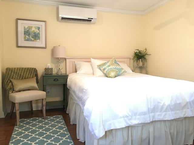 Comfortable Guesthouse in Candler Park - Atlanta - Chambre d'hôtes