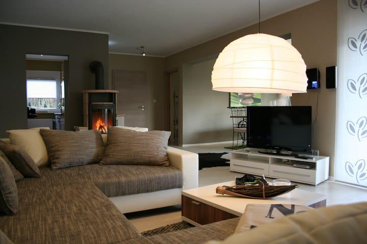 SollingLounge Holzminden Silberborn - Holzminden - Apartamento