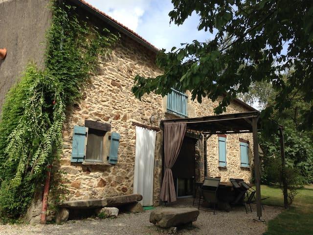 gite rural tout confort classé 4* - Midi-Pyrénées - Huis