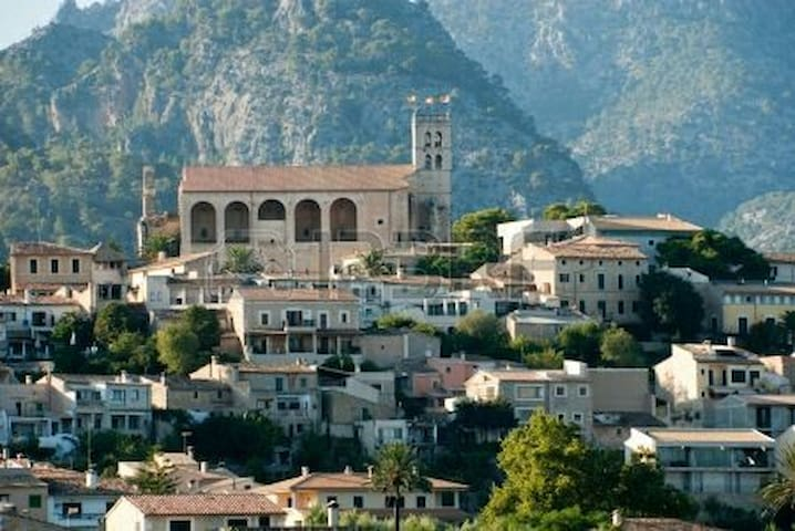Selva, Mallorca - Selva - Departamento