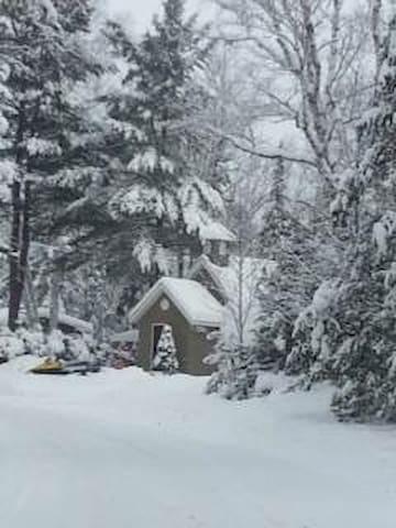 La petite Chapelle, bord de lac - Rivière-Rouge - Chalé