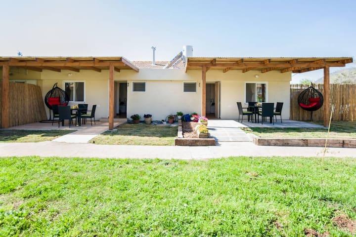 private home & good location 1+2 - Ein Dor - Daire