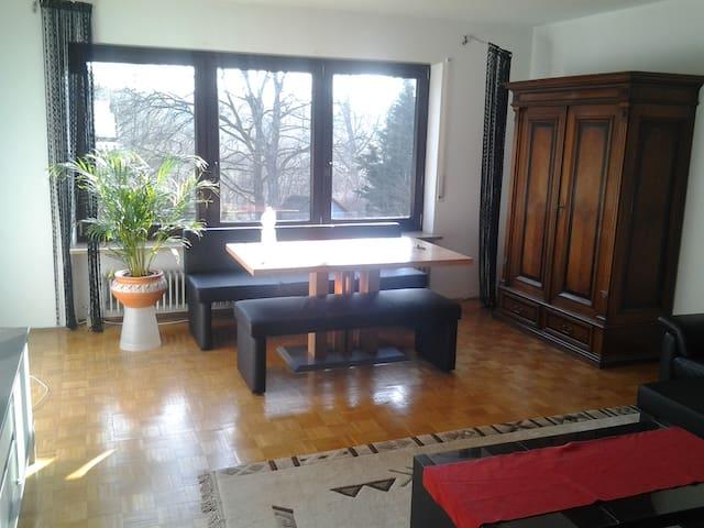 Wohnung für Geschäftsreisende nähe Nürnberg - Nuremberg - Apartamento
