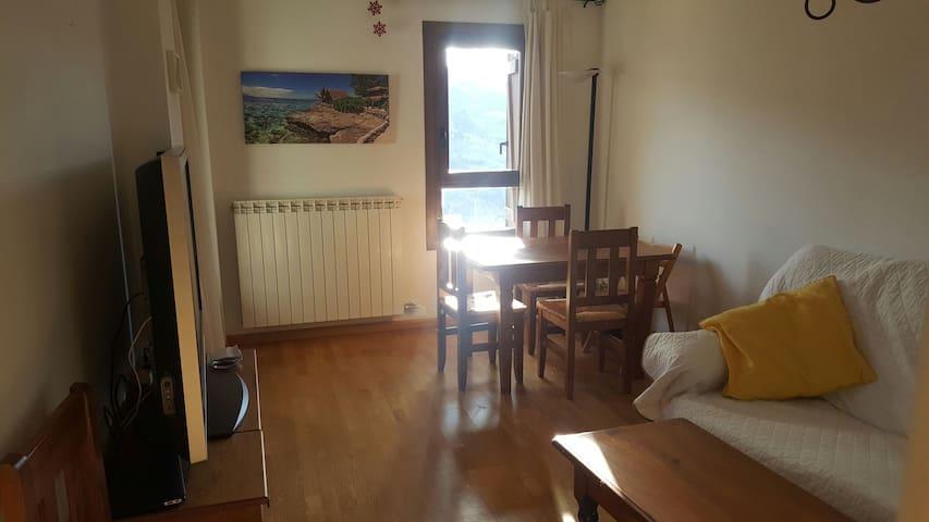 Habitación doble privada en Cerler - cerler - Apartament