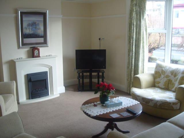 Modern relaxing home from home. - Redcar - Casa