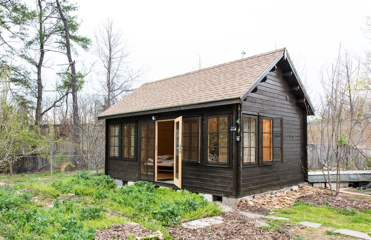 Hidden Cabin Among the Orchard, 5 Minutes To Metro - Fairfax - Cabane