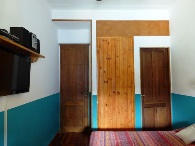 Habitación en B&B, Vicente López - Florida - Oda + Kahvaltı