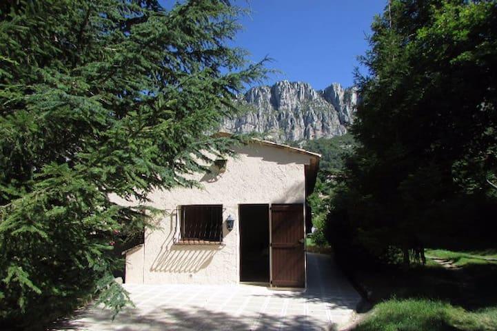 Charmant studio en montagne - Séranon - Departamento