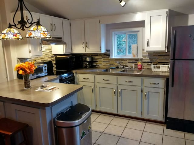 Beautiful secluded 1BR apartment - Chesapeake
