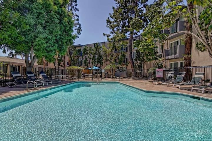 The Perfect Stay Apartment near SDSU - San Diego - Appartement
