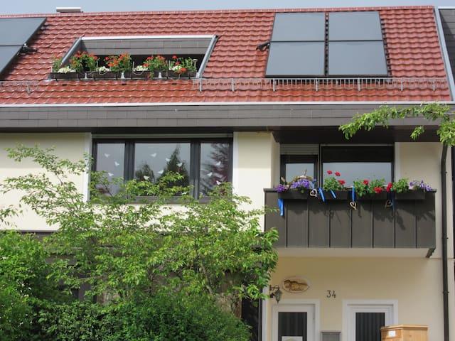 Wohnen im Atelier - Bissingen an der Teck - Appartement