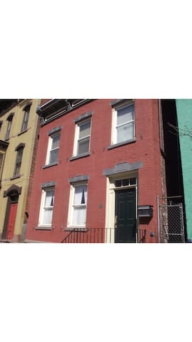 Awesome room in the heart of downtown Troy - Troy - Leilighet