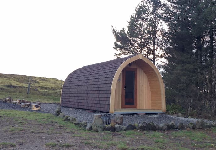 The Wee Skye Lodge - By Pieness