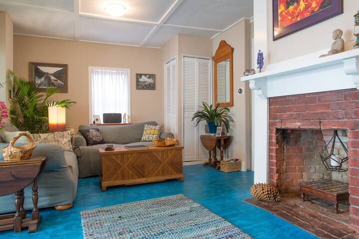 Sweet Getaway! Your own Cottage On Lake Attitash!! - Amesbury - Casa