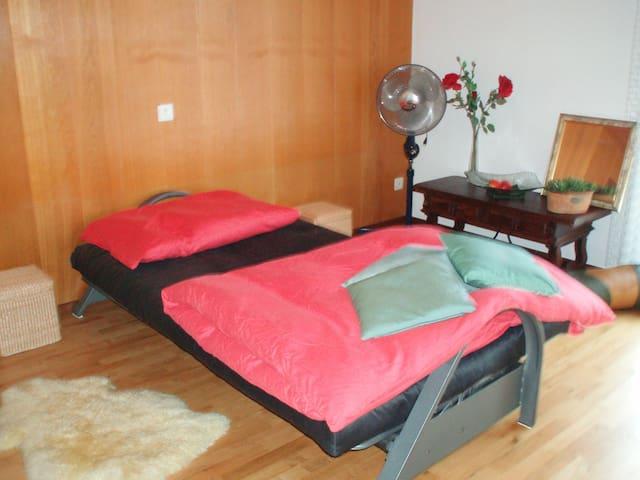 """Zimmer """"Relax"""" mit Balkon - Uetliburg"""