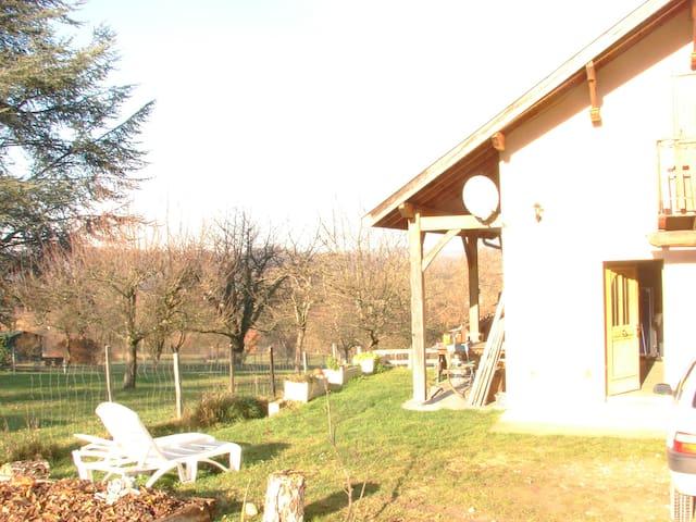 Chez Laurent - Vignieu - Casa