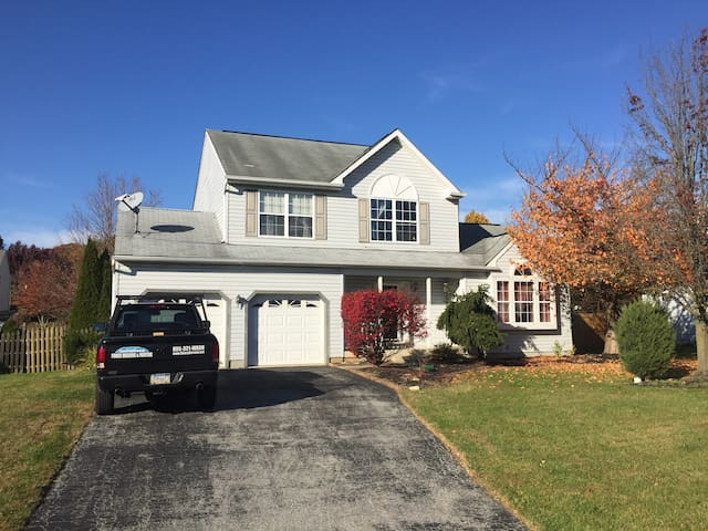 Great house in a great neighborhood - Downingtown - Casa