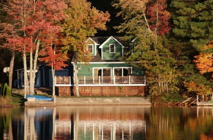 4 Season House - Ski/Lake/Relax - Sunapee - Hus