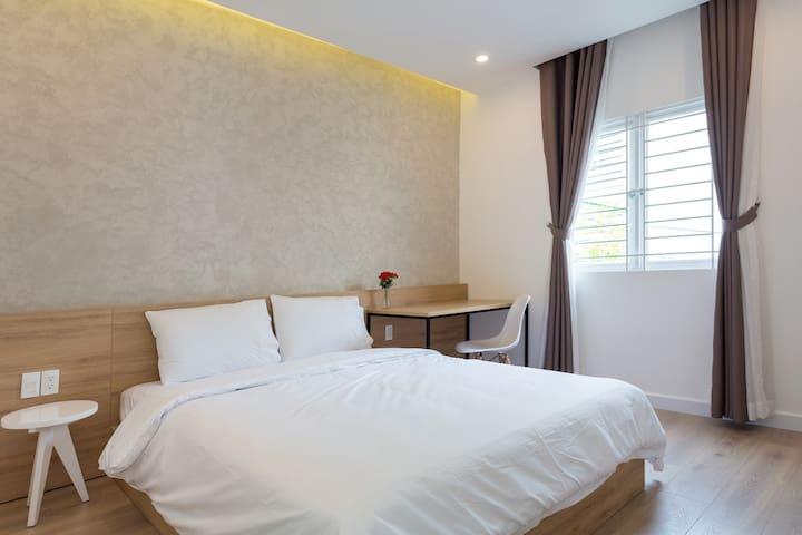 #10 Modern studio near city center & Airport - Ho Chi Minh City - Lakás
