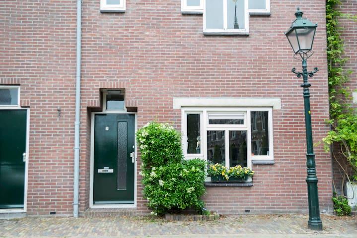 Prachtige locatie in oude gedeelte binnenstad - Leeuwarden - Apto. en complejo residencial