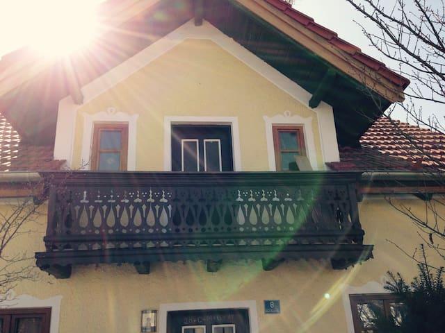 Charmantes Häuschen auf dem Lande - Weil - Hus