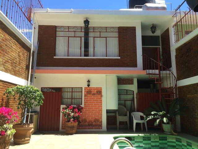Great Weekend house. - Ixtapan de la Sal - Rumah