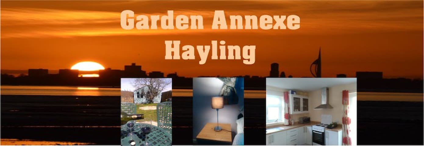 The Garden Annexe,Hayling Island - Hampshire - Lägenhet
