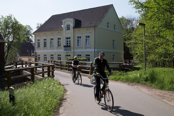 KomfortApartment Schönhagener Mühle - Pritzwalk - Daire