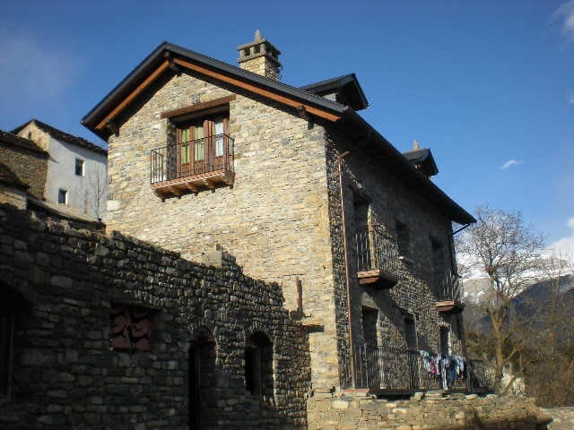 Casa Villamana-Apartamento Amarillo - Oto - Leilighet