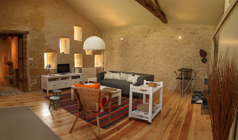 location indépendante dans propriété - Meilhan-sur-Garonne - Rumah