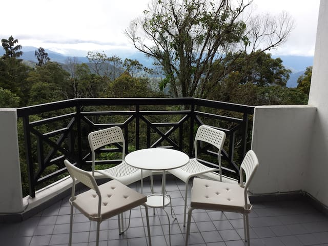 Comfy Home A3-2-1 - Bukit Fraser - Appartement