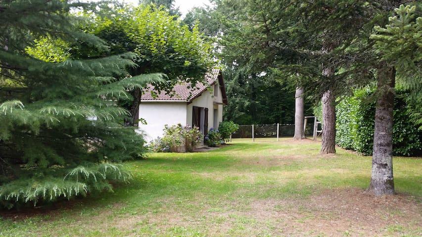 La Source - Saint-Amand-Magnazeix - Huis